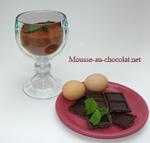 Efter kräftor kommer mousse au chocolat