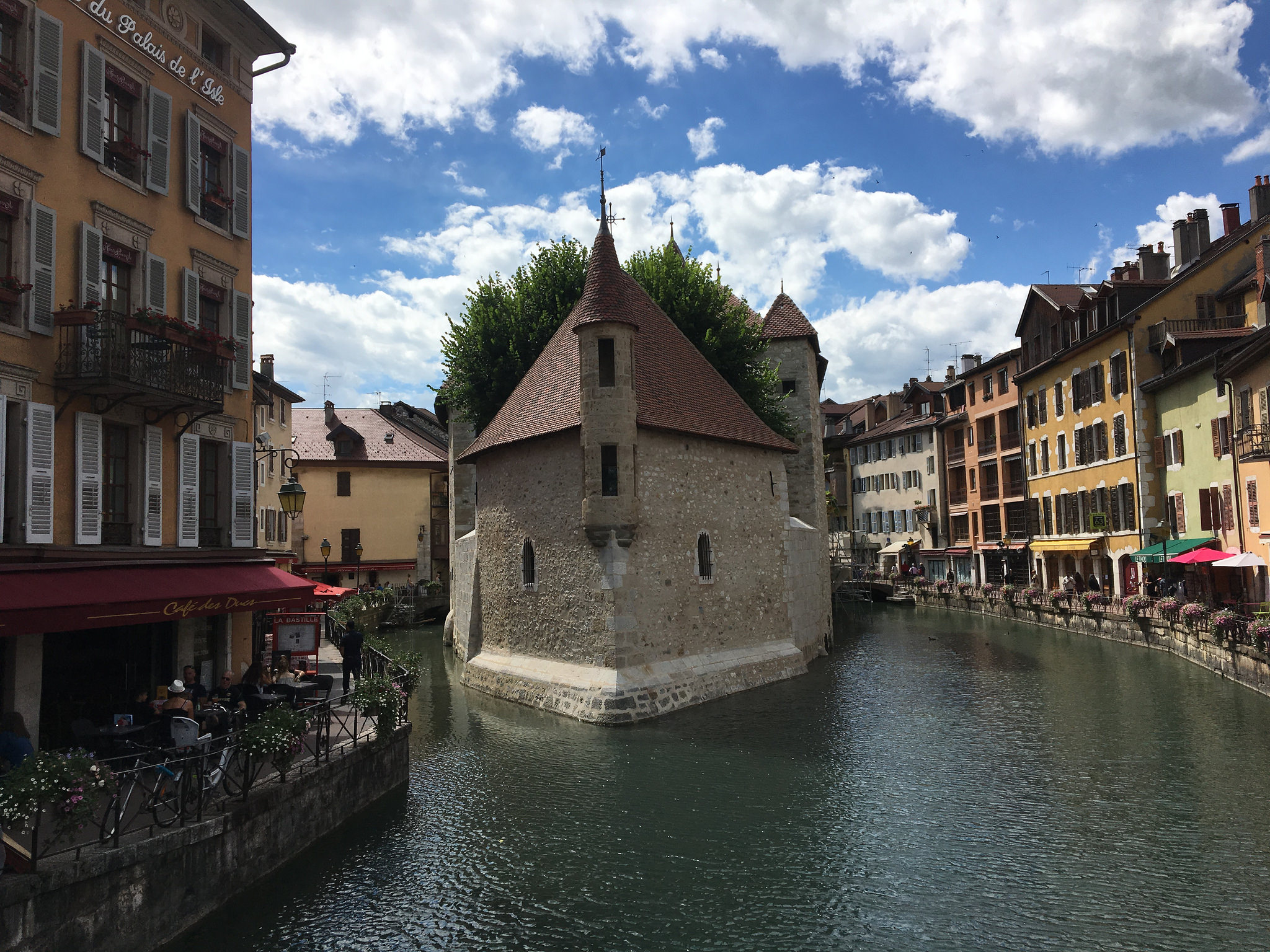 annecy post card