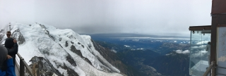 mt blanc high altitude glass cage wide