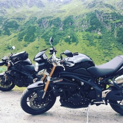 mc triumph speed triple 1050 austria