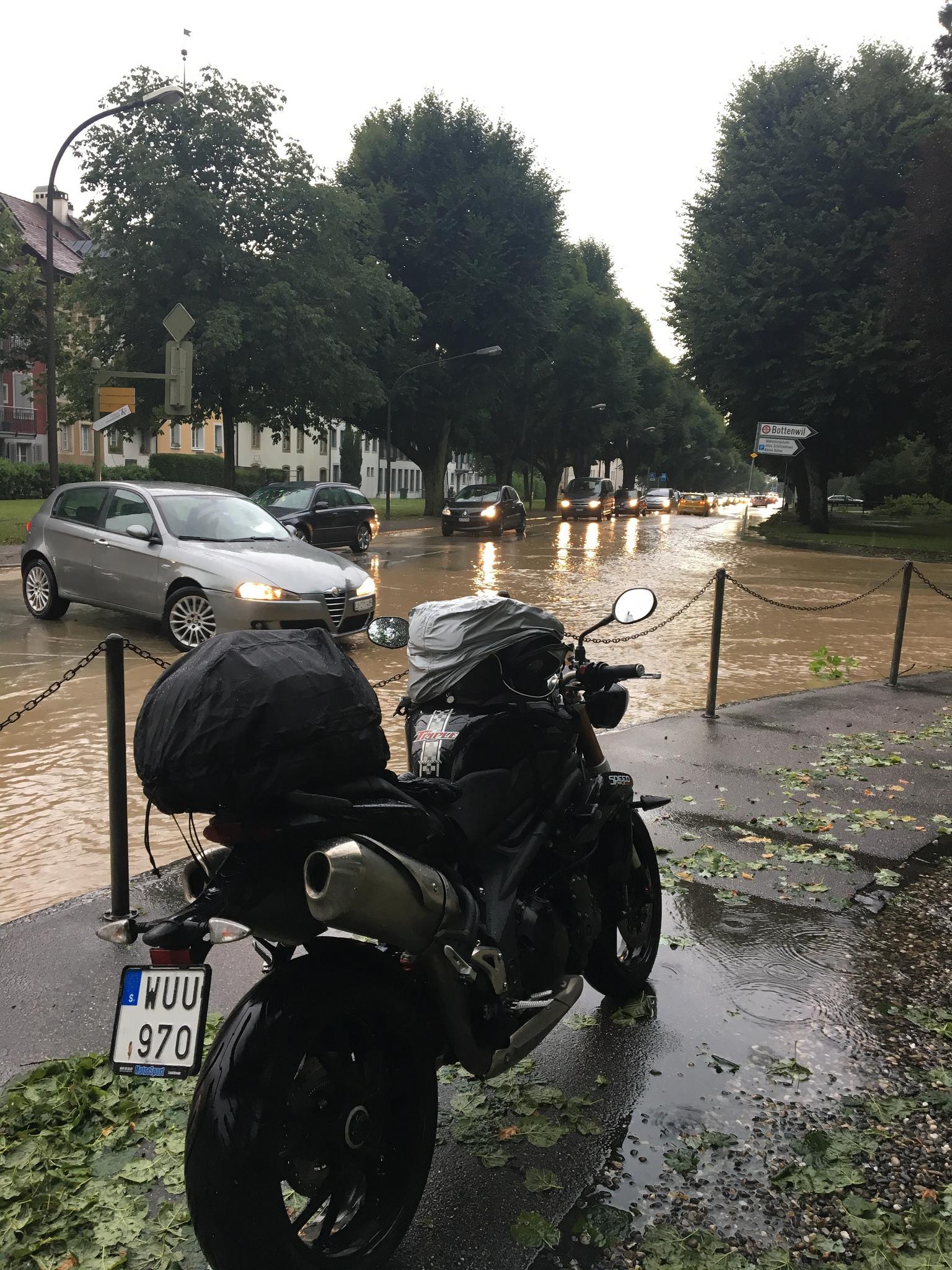 mc rain village