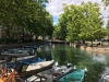 anncy canal boats