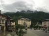 chamonix village wide