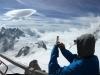 mt blanc high altitude wide