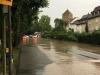 switzerland village rain