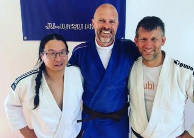 kampsport gradering brown belt