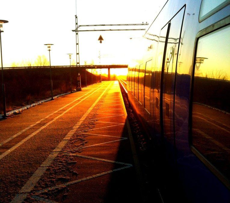 325. Tåget (58 av 365)